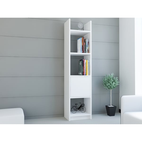 "Rivera 60"" Accent Bookcase"