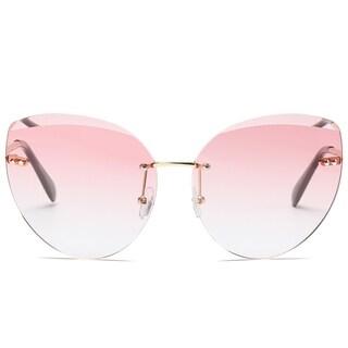 Trendy Aviator Style Sunglasses