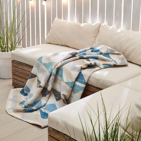 IBENA Zandvoort 100% Cotton Jacquard Throw