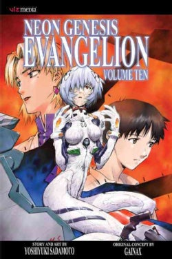 Neon Genesis Evangelion 10: If Thou Shalt Afflict My Daughters, or If Thou Shalt Take Other Wives (Paperback)