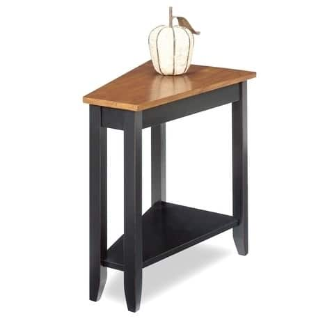 Solid Wood Wedge Table