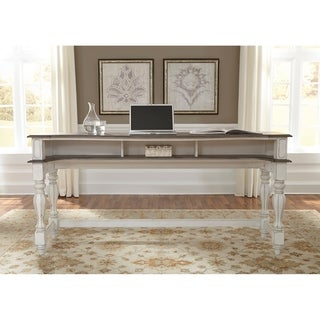 Magnolia Manor Antique White Console Table