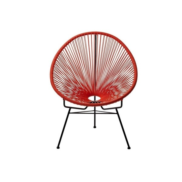 Acapulco Kids Red Chair