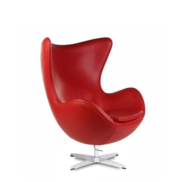 Mini Egg Red Chair