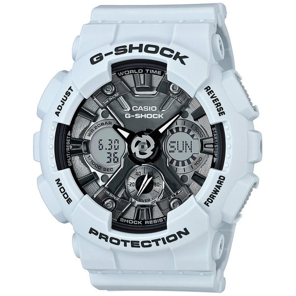 Casio GMA-S120MF-2A G-Shock Women's Watch (White)