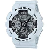 Casio GMA-S120MF-2A G-Shock Women's Watch (White)