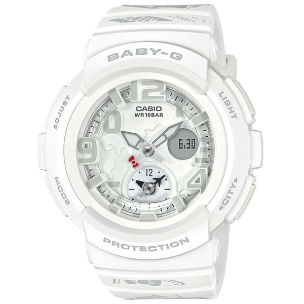 Casio Baby-G Limited Edition Hello Kitty Women's Watch (White)