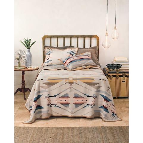 Pendleton White Sands Queen Blanket