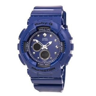 Casio Baby-G Women's Analog Digital Watch (Blue)