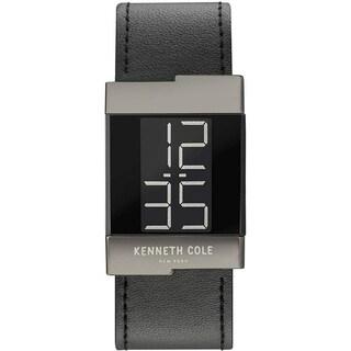 Kenneth Cole New York Women's Uhr Leather Digital Watch