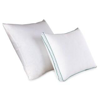 Beautyrest Never Go Flat Extra Firm Pillow (Set of 2) - White