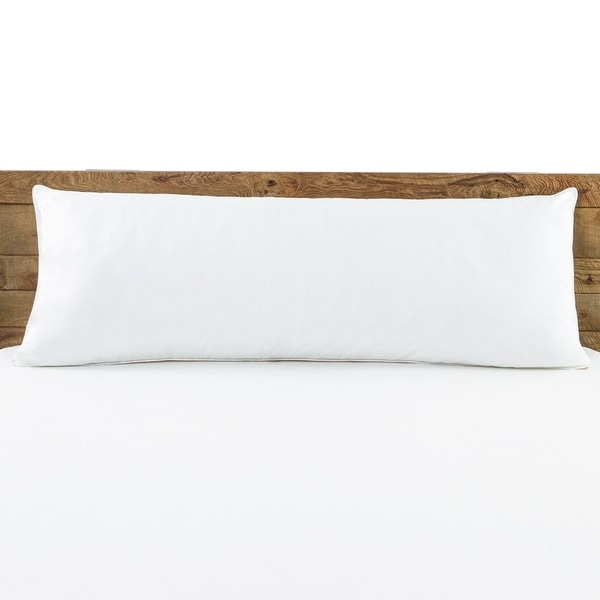 Beautyrest Body Pillow - White