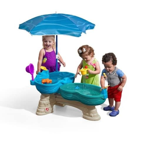 Step2 Spill & Splash Seaway Water table - One Size