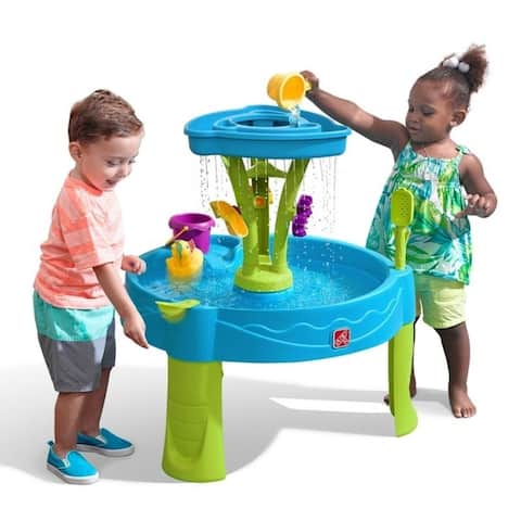 Step2 Summer Showers Splash Tower Water Table - One Size
