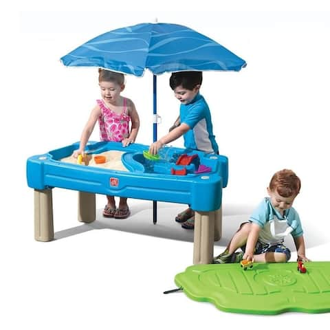 Step2 Cascading Cove Sand & Water Table - One Size