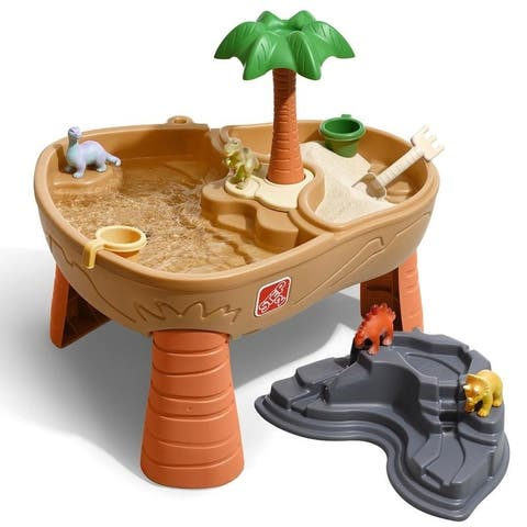 Step2 Dino Dig Sand & Water Table - One Size
