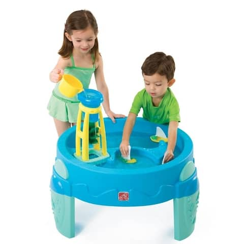 Step2 Waterwheel Play Table - One Size