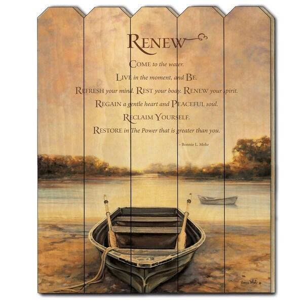 Renew\
