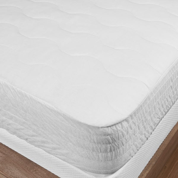 Shop Beautyrest Luxury Quilted Memory Foam Mattress Pad