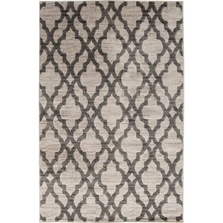 Central Corso Azzurro 091 Connie Birch/Sterling Area Rug