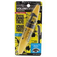 Maybelline Volum' Express The Colossal Chaotic Lash Waterproof Mascara 219 Blackest Black
