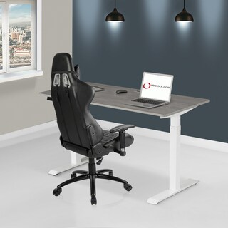 Modern Design 48-Inch Electric Height-Adjustable Sit And Standing Desk