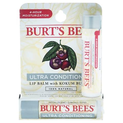 Burt's Bees Ultra Conditioning Lip Balm with Kokum Butter
