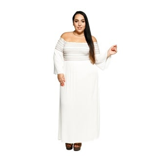 Xehar Womens Plus Size Casual Ethnic Boho Long Party Maxi Dress (3 options available)