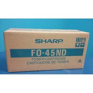 Sharp F0-45ND Original Black Toner Cartridge
