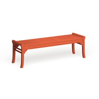 Havenside Home Surfside Cochran 5-foot Outdoor Wood Bench