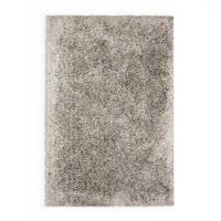 """Silver Orchid Florelle Hand-tufted Beige Shag Area Rug - 8' x 10'6"""""""