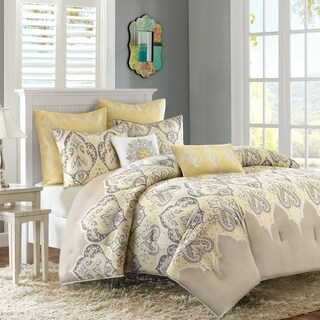 The Curated Nomad Spaulding Cotton 7-piece Comforter Set