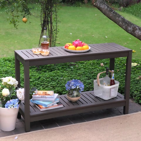 Surfside Outdoor Console Table by Havenside Home