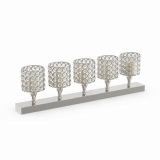 Silver Orchid Olivia Aluminum Votive Candleholder