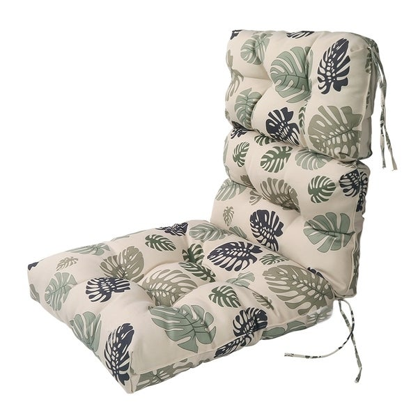 Shop Lnc Indoor Outdoor Lounge Chair Cushions Patio High Back