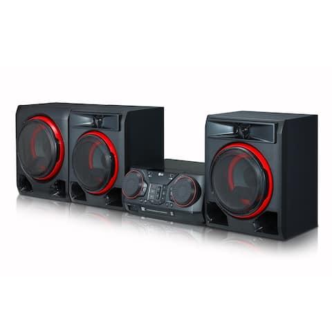 LG 1100W Hi-Fi Shelf System CK57 - Black