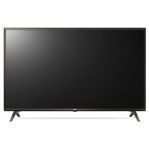 "LG 49"" Class UHD 4K Active HDR LED TV 49KU6300PUE - Black"