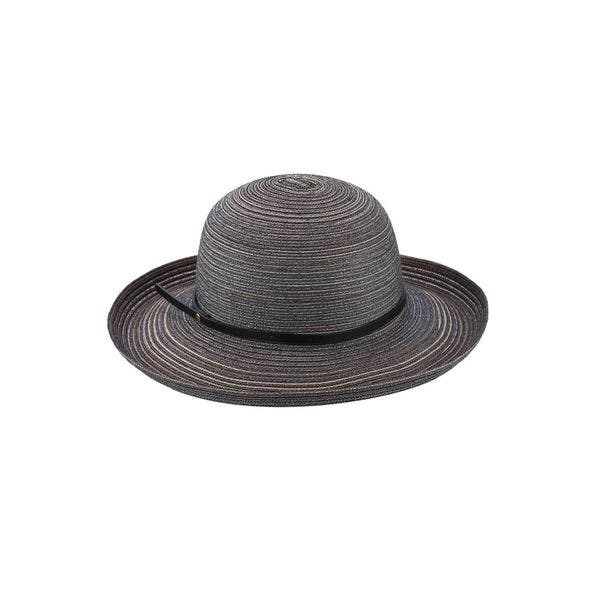 Shop Zodaca Women S Sun Styles Rene Ladies Upturn Brim Foldable Adjustable Bowler Hat 10 Colors Available Overstock 21289474