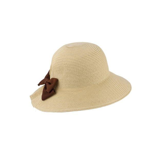 dd52ccf4a68 Zodaca Women's Sun Styles Ana Ladies Cloche Style Foldable Sun Hat (
