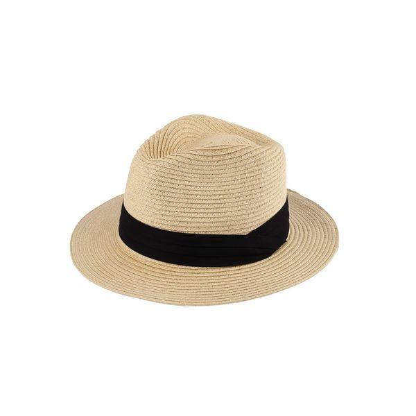 bdccabe9 Shop Access Headwear Women's Sun Styles FB Classic Flat Brim Fedora ...
