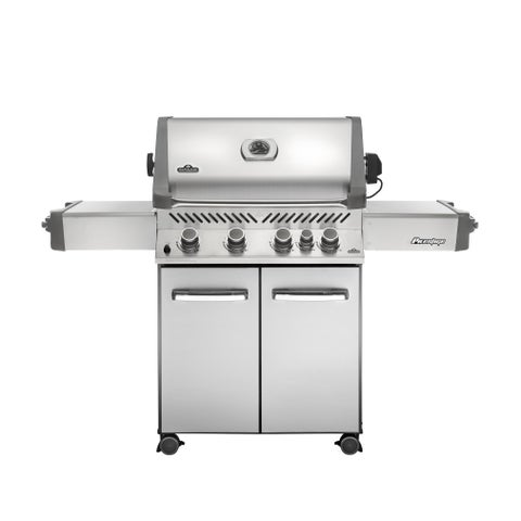 Prestige® 500 with Infrared Rear Burner Propane Gas Grill