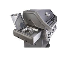 Rogue® 525 with Range Side Burner Propane Gas Grill