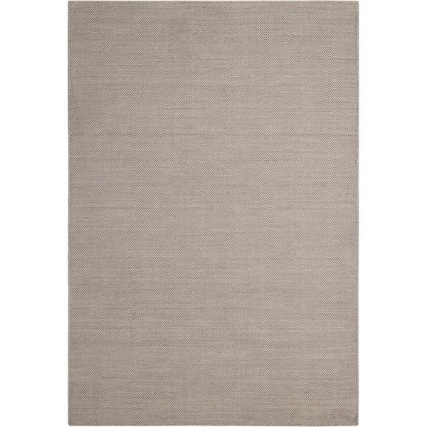 Shop Calvin Klein Plateau Quartz Grey Area Rug By Nourison 5 3 X