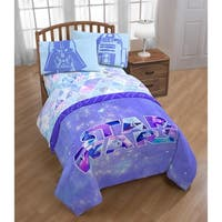 Star Wars Girls 4 Piece Twin Bed in a Bag
