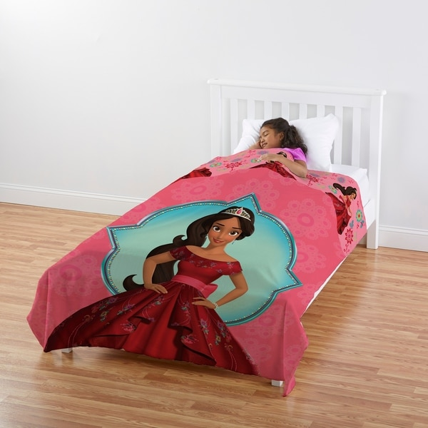 Disney Elena of Avalor All-In-One Reversible Comfy Cover