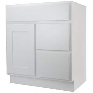 Cabinet Mania White Shaker Kitchen