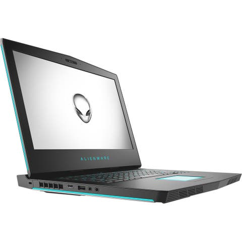 """Alienware 15 R4 15.6"""" Gaming Notebook - 1920 x 1080 - Core i7 i7-8750H - 16 GB RAM - 1 TB HDD - 256 GB SSD - Epic Silver"""