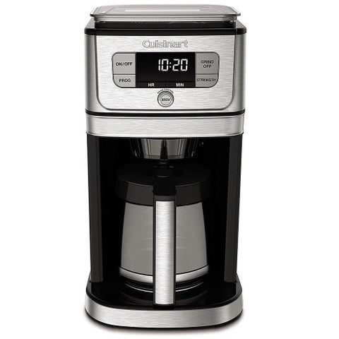 Cuisinart Fully Automatic Burr Grind and Brew Coffeemaker (12 Cup)