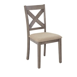 Saxton Dining Chairs (2/Ctn)