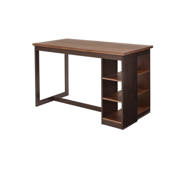 "Kenny Counter Storage Table - 59""x 30"" x 36"" H. Opens flyout."